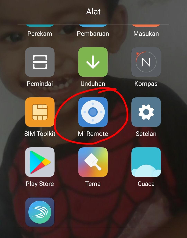 Cara setting Android Xiaomi redmi Note 3 pro untuk remote control AC