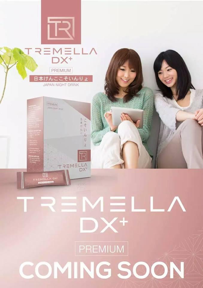 tremella dx 升级 版