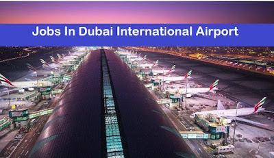 Jobs In Dubai International Airport