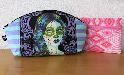 Luna Lovequilts - Handmade pouches for sale