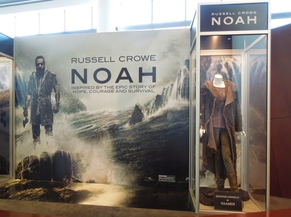 Jennifer Connelly Noah movie costume