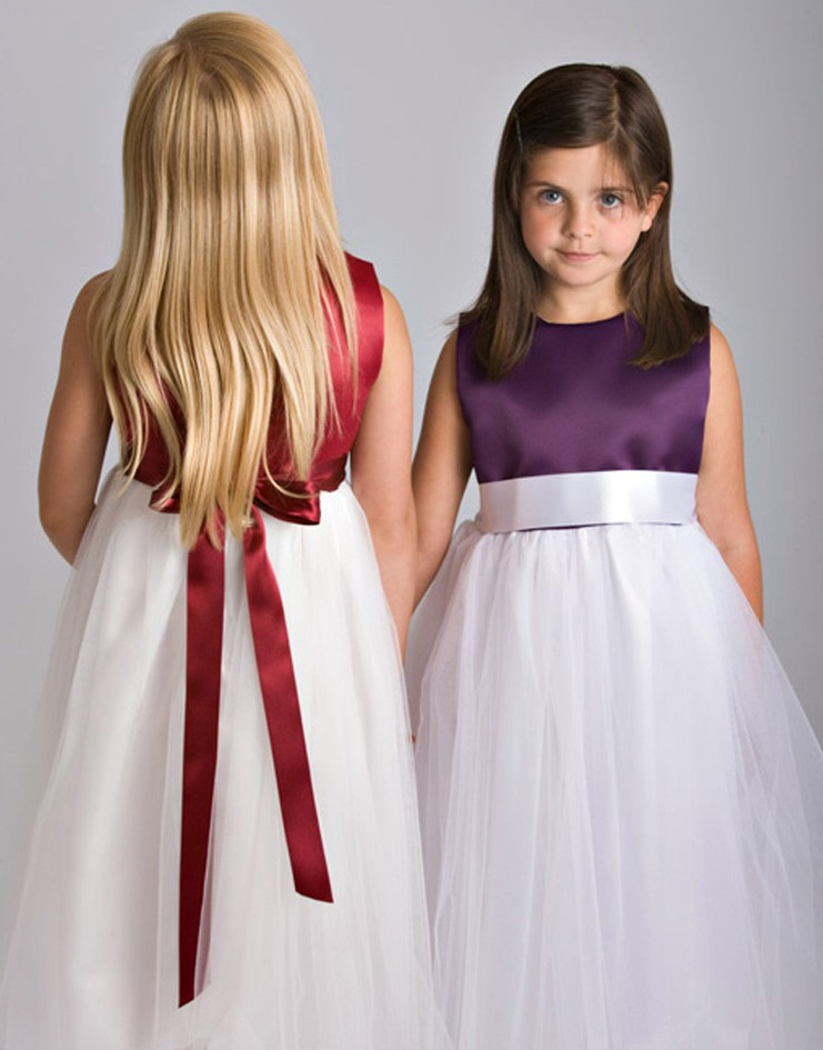 Childrens Bridesmaid Dresses - Fashionzu