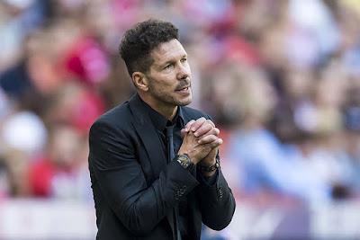 Симеоне: хуже было, когда «Атлетико» в финале ЛЧ проиграл «Реалу» по пенальти
