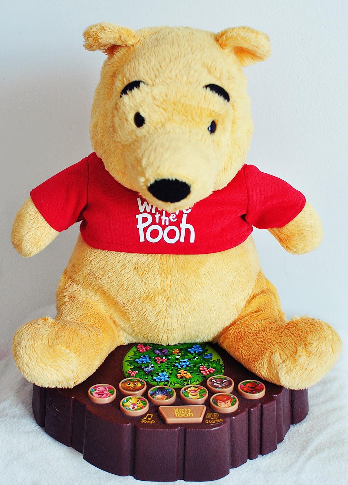 mama shop papa drop winnie the pooh talking n story. Black Bedroom Furniture Sets. Home Design Ideas