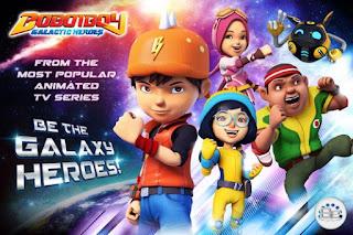 BoBoiBoy Galactic Heroes RPG Mod Apk v1.0.1 Mega Mod Unlimited Energy Terbaru