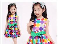 Jual Dress Bayi Harga Grosir Terbaru