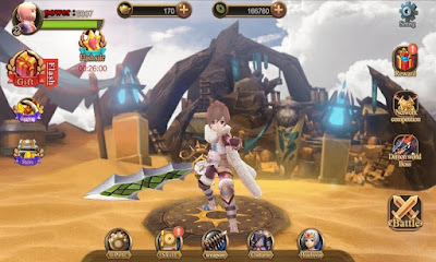 Download Game Demon Hunter Apk Mod (Unlimited Uang) RPG Game OFFLINE