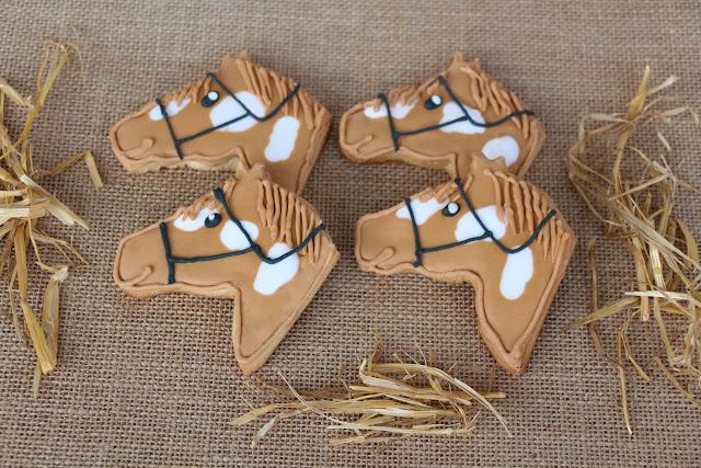 galletas caballo