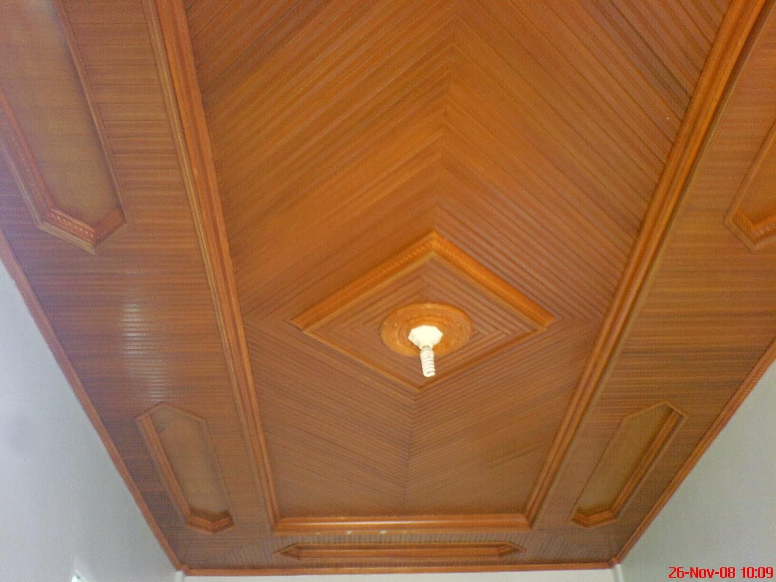 Desain Plafon Kayu Modern dan Klasik  Inspirasi Desain Rumah