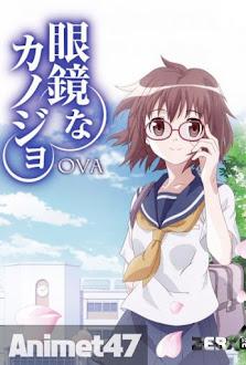 Megane Na Kanojo - Anime Megane Na Kanojo 2012 Poster