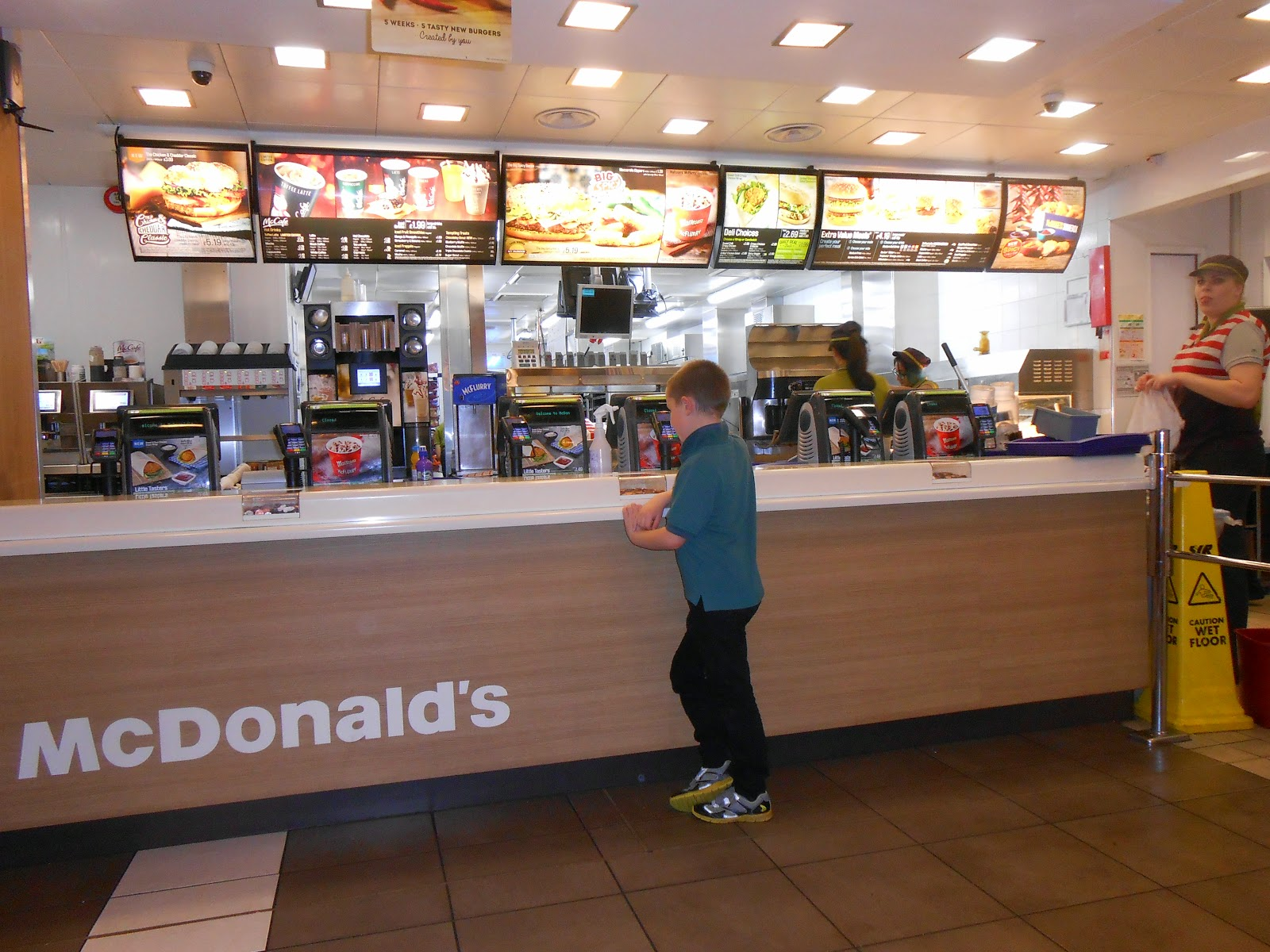 mcdonalds fratton way portsmouth serving area