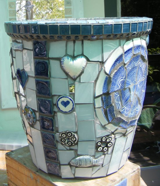 How To Mosaic And Make Beautiful Objects For Home And