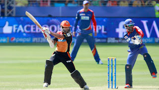 DD vs SRH Live Streaming