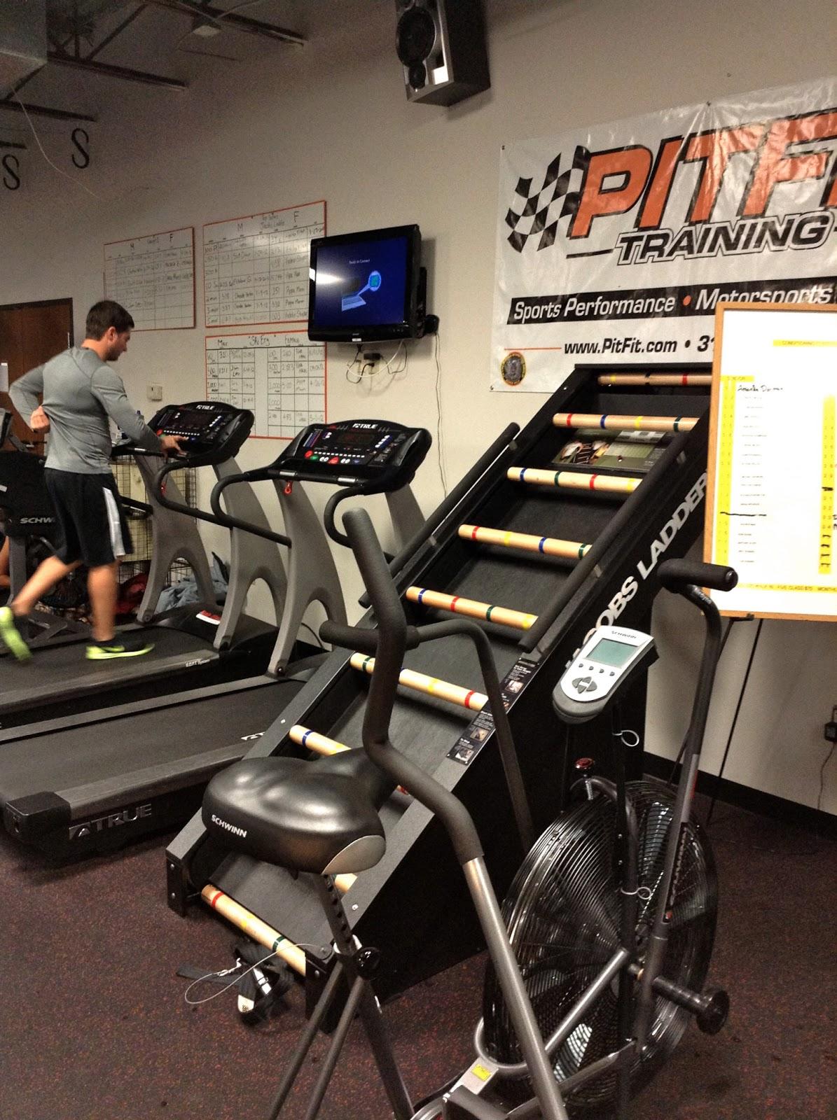 Fitx Kettlebells Trx Jacobs Ladder Vibeplate Circuit Treadmills