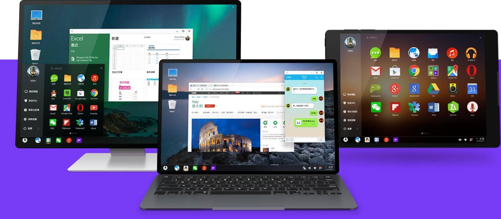 Android Oyun Deneyimini PC'de Yaşayın   Phoenix OS Kurulum Rehberi