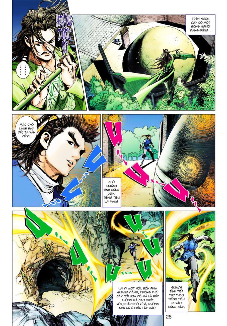Anh Hùng Xạ Điêu anh hùng xạ đêu chap 39 trang 26