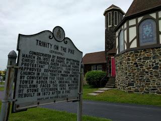 Trinity Episcopal Church, Elkridge, Maryland