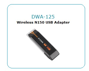 Better Wireless reception and performance using  Download D-Link DWA-125 wireless DRIVER for Windows 10/8.1/8/7/XP