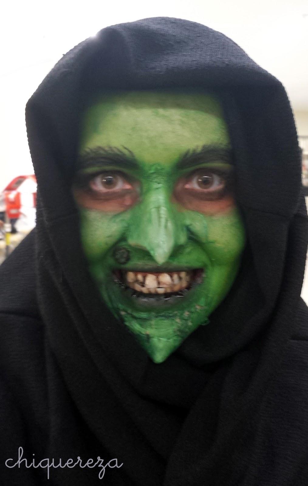 maquiagem bruxa, curso senac maquiador profissional