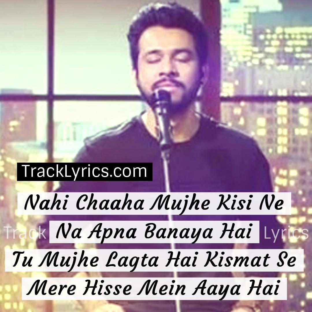 Zindagi Mil Jayegi Song Quotes 2018 Tony Kakkar Neha Kakkar