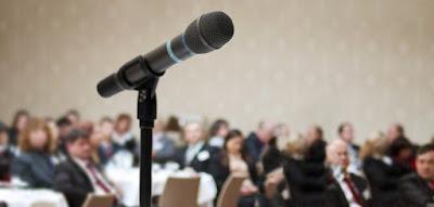 Mande embora o medo de falar em público