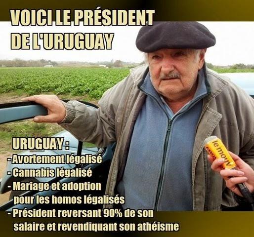 Desobeissance Civile Il Etait Une Fois Le President Le Plus Pauvre