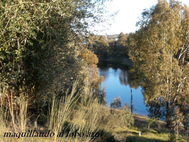 paisajes naturales y lago