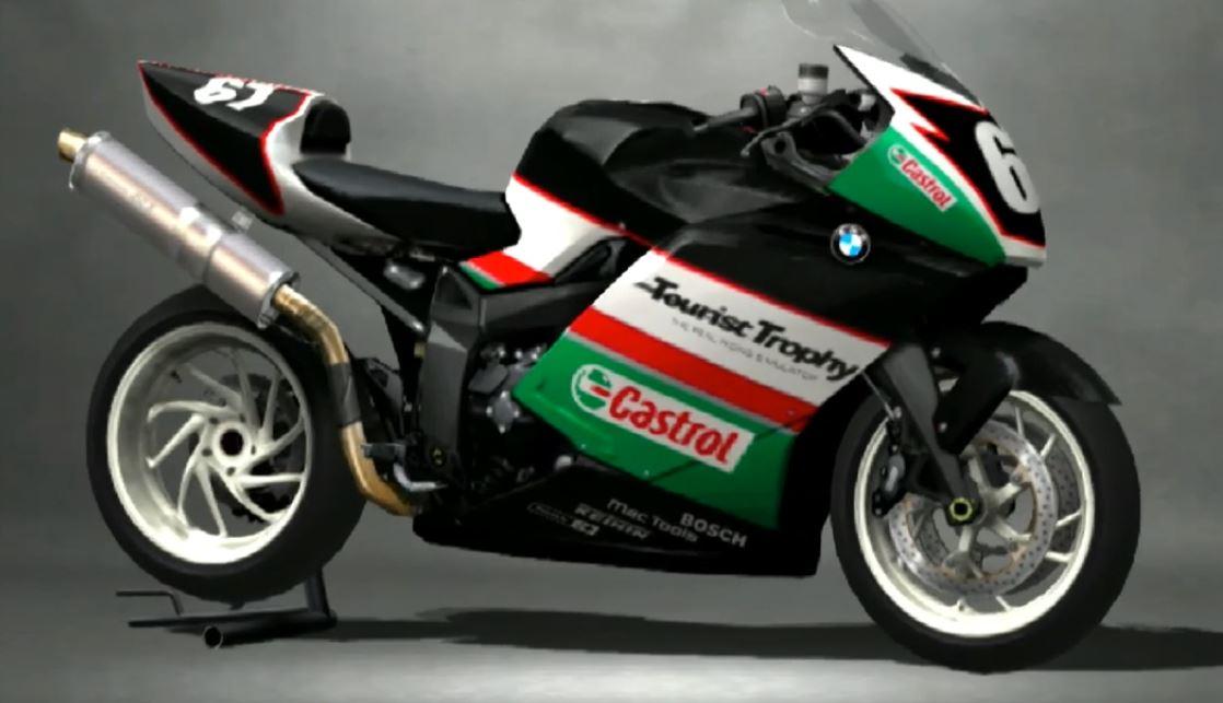 BMW Motorrad K1200S Racing Modify 2005
