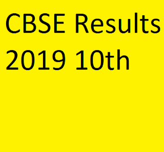 CBSE Results 2019 10th