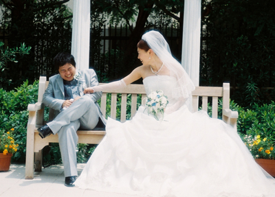 メーヤー記念礼拝堂&メゾンポール・ボキューズでの結婚式(東京)