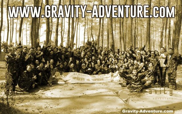 harga arung jeram bandung gravity adventure
