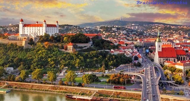 A Memorable Trip To Bratislava