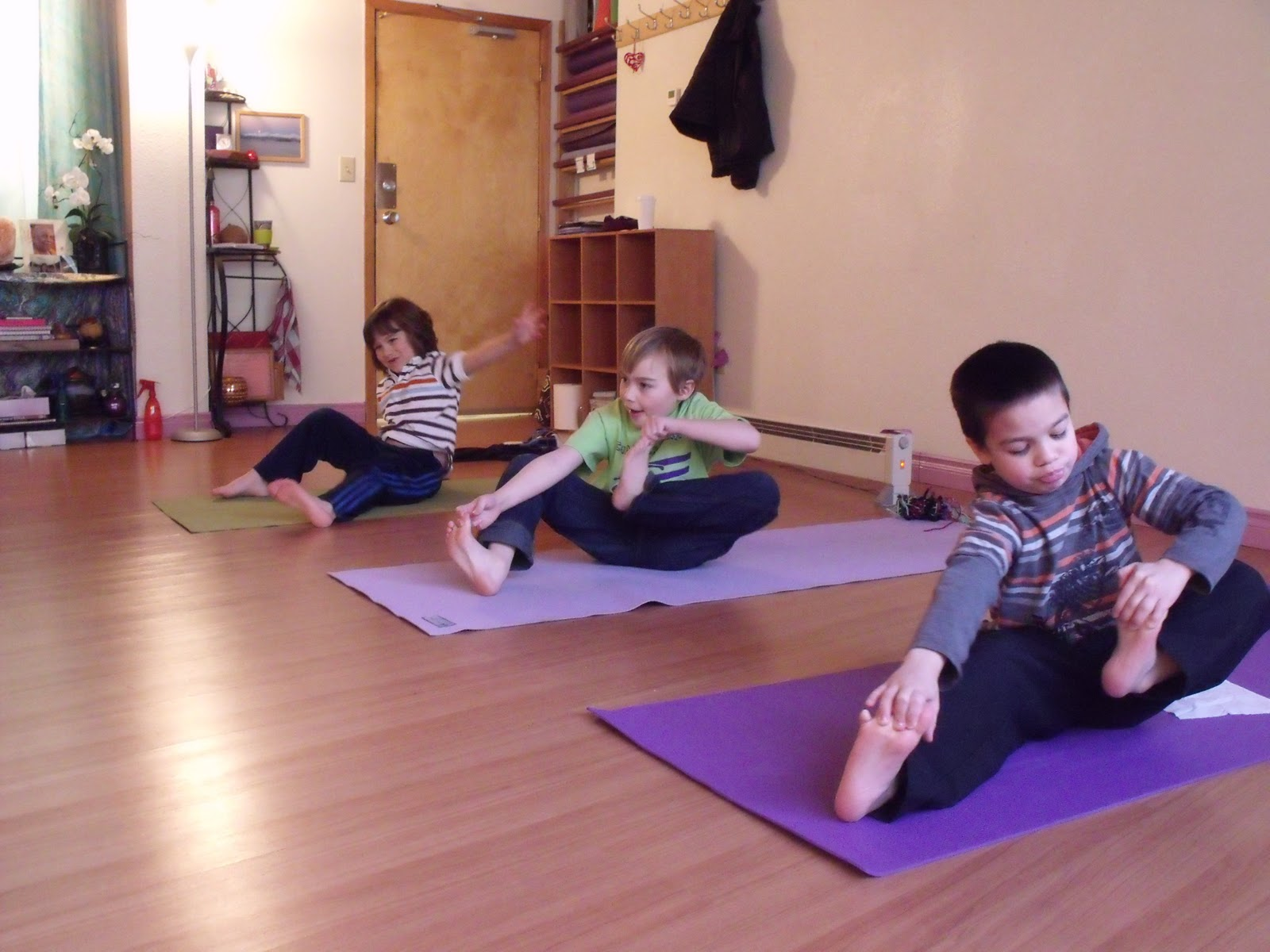 Child Yoga Bow And Arrow Of Love