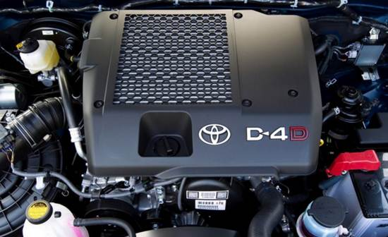 Toyota Tacoma 2016 Engine