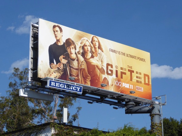 Gifted season 1 billboard
