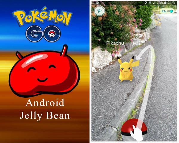 Cara Install & Main Pokemon Go di Android Jelly Bean Tanpa ...