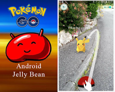 Cara Install & Main Pokemon Go di Android Jelly Bean Tanpa Root