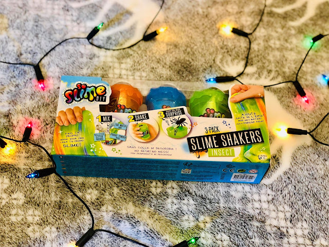 So Slime DIY Insect pack
