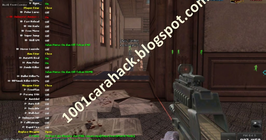 download cheat point blank garena 2017 anti banned - The