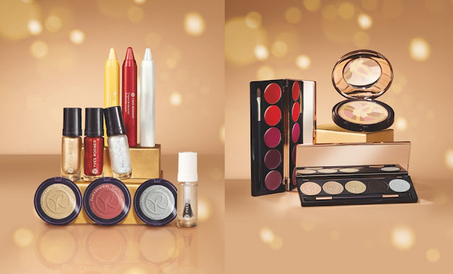 yves rocher kerstcollectie limited edition 2016 make-up