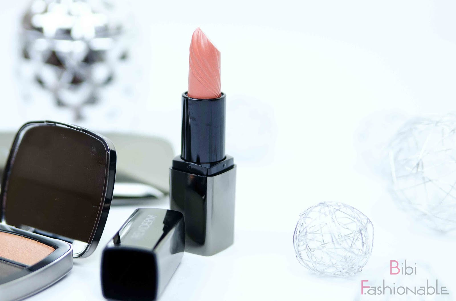 Reviderm try out inkl Look Mineral Boost Lipstick Ballerina