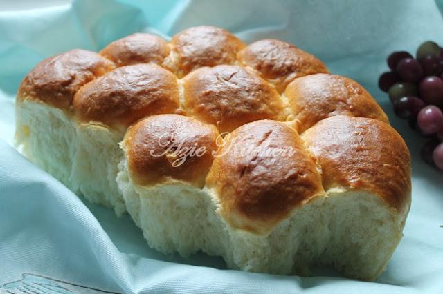 Roti Naik Pahang Yang Mudah
