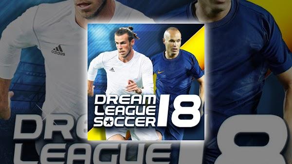 Dream League Soccer 2018 Hack MOD APK v5.064 TODO INFINITO