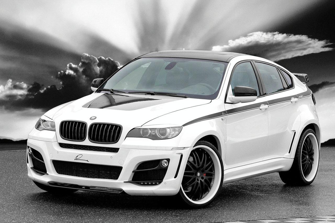 Sports Cars: BMW x6 Wallpaper