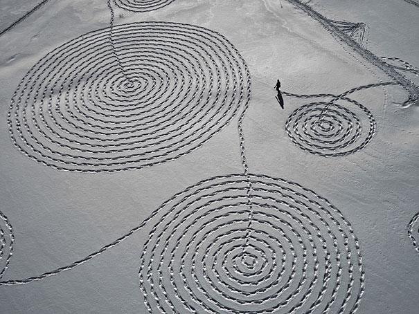 Недолговечное искусство. Sonja Hinrichsen 18