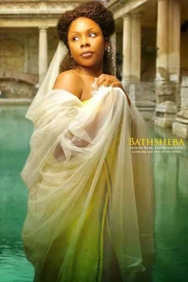 Bathsheba Black Biblical characters