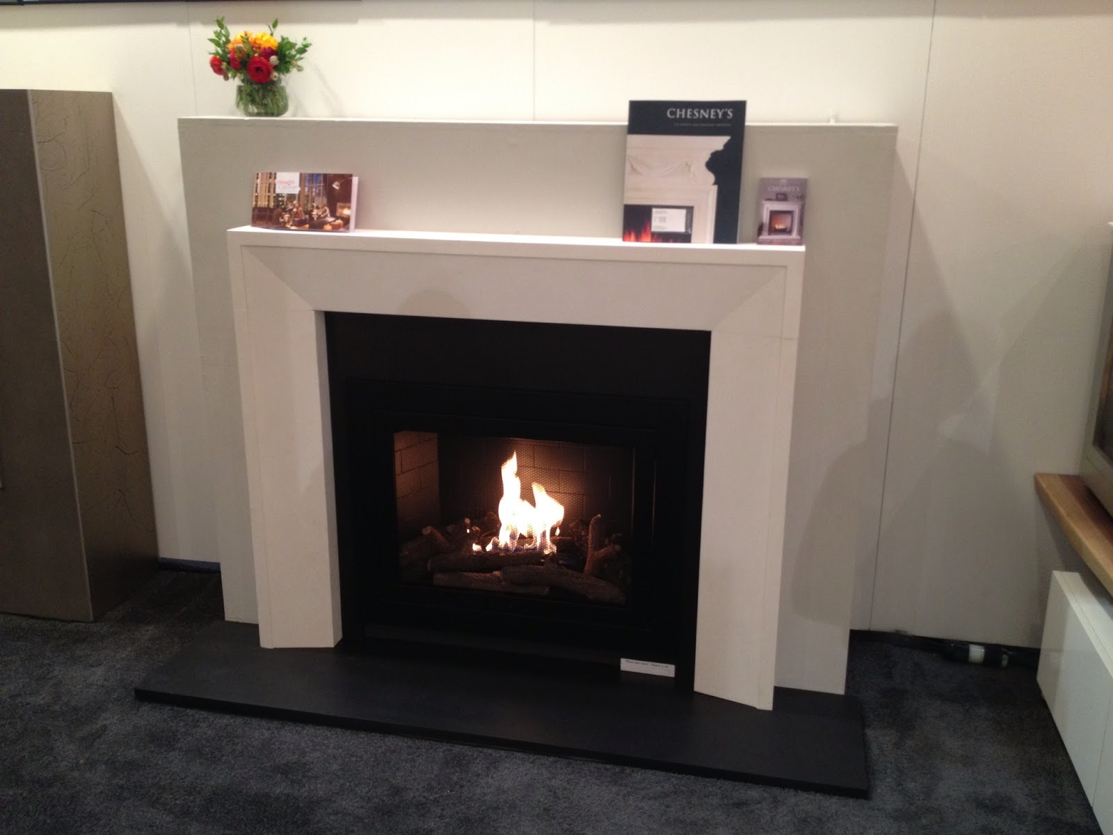 Hearth Cabinet Ventless Fireplaces May 2013