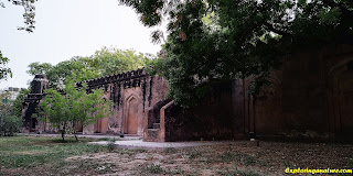 Edgah at Hauz Khash