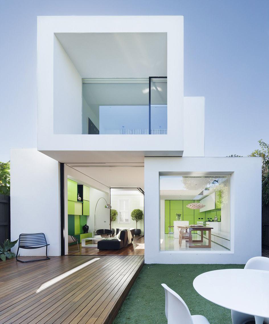 Lavorare In Australia Come Architetto sfumature di verde: shakin stevens house - matt gibson
