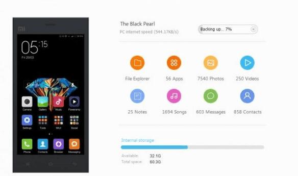 Cara Backup Semua SMS dari HP Xiaomi ke PC Secara Cepat